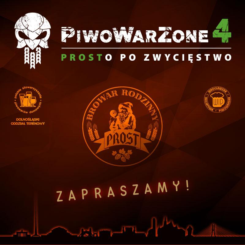 PiwoWarZone 4 - zapraszamy